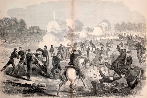 Gaines' Mill Battle