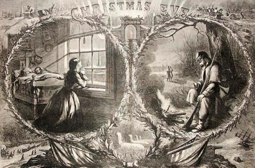 Christmas Eve 1862