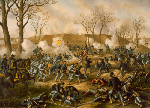 800px-Battle_of_Fort_Donelson