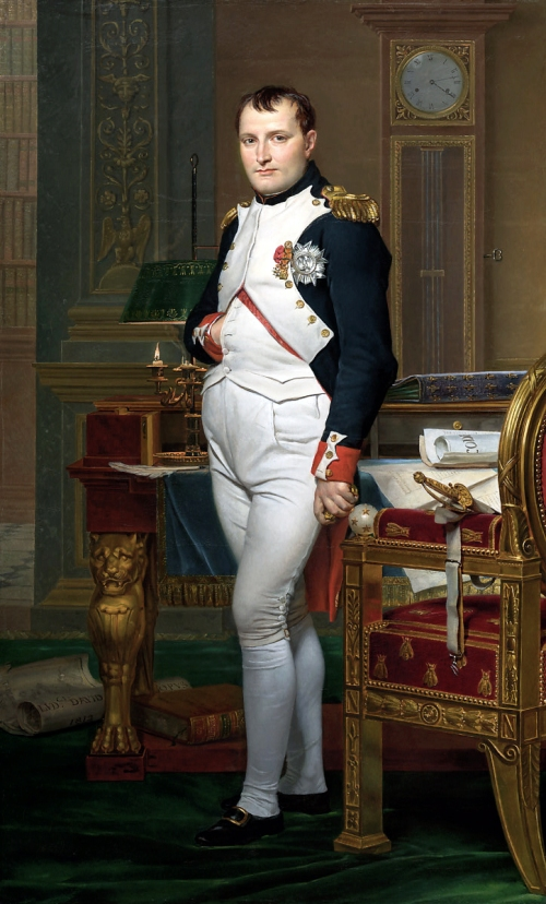 Napoleon_in_His_Study